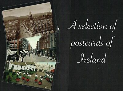 £2.99 • Buy Vintage Original ☆ IRELAND ☆ Postcards By Various Publishers [Ref: Ire02]