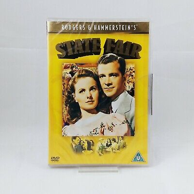 £3.99 • Buy State Fair (DVD, 2004) - Musical Film - Rodgers And Hammerstein Musical