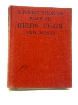 £13.99 • Buy A Pocket-Book Of British Birds' Eggs And Nests (C. A. Hall - 1949) (ID:73455)