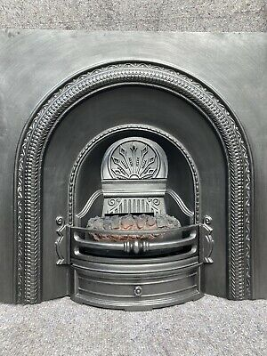 £310 • Buy Cast Iron Fireplace / Fire Surround / Insert / Victorian Style / Electric