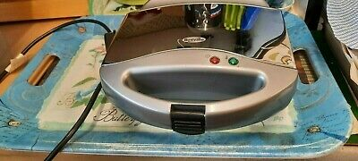 £10 • Buy COLLECTION ONLY.Breville Sandwich Toaster Used Model TR49 700w.GWO.Pick Up Only.