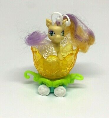 £11.64 • Buy My Little Pony - 'Breezies Parade' Silly Lilly And Petal Car Hasbro 2006
