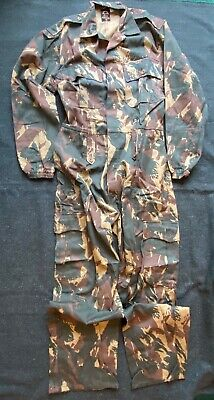 £44.99 • Buy Scarce Original South African Transkei Defence Force Air Wing Flying Coveralls