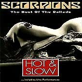 £3.65 • Buy Scorpions Cd Hot & Slow Best Of The Ballads In Trance Yellow Raven Crying Days