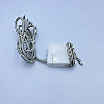 £17.79 • Buy Original OEM APPLE 13  MacBook Pro 60W Magsafe1 Charger And Power Cord A1344