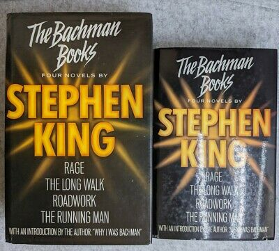 £35.99 • Buy The Bachman Books GUILD PUBLISHING Stephen King Same Size As NEL