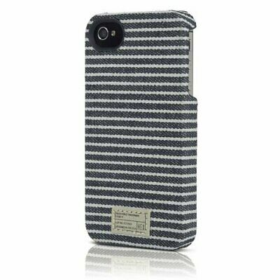 £6.21 • Buy August Accessories HX1138-BLKGRY Hex Core Canvas Case For IPhone 4/4s