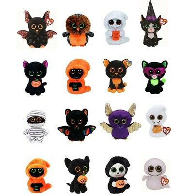 £14.99 • Buy Official Ty Beanie Boos Regular Size 6  Halloween Selection
