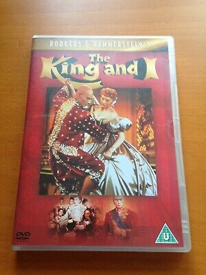 £2.99 • Buy The King And I Dvd - Rodgers And Hammerstein - Free Post