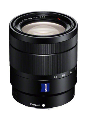 AU848.95 • Buy Sony 16-70mm Zeiss And Mount F4 ZA OSS Lens