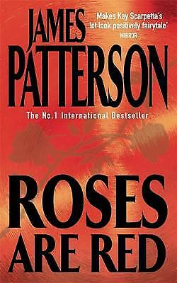 £3.19 • Buy Roses Are Red By James Patterson, Acceptable Used Book (Paperback) FREE & FAST D