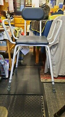 £15 • Buy COLLECTION ONLY.Perching Stool For Elderly/disabled Person.excellent Cond.pickup