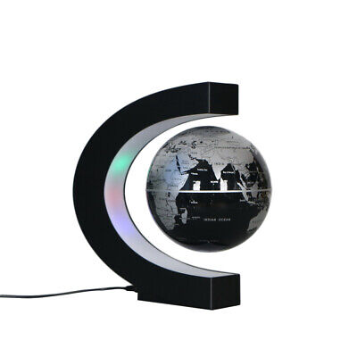 £34.77 • Buy 6 Inch Shape Frosted Elegant ABS Magnetic Floating Levitation Globe With LED
