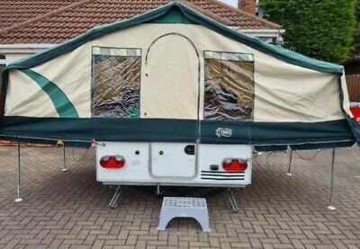 £500 • Buy Conway Countryman Folding Camper Caravan Trailer 2007 Canopy Only