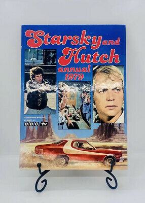 £3.50 • Buy Vintage 1970s 'STARSKY AND HUTCH ANNUAL 1979' David Soul Paul M Glaser UNCLIPPED