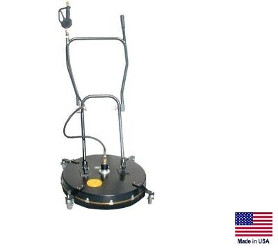 £1375.11 • Buy PRESSURE WASHER SURFACE CLEANER - Commercial - 24  Cleaning Area - 4 To 10 GPM