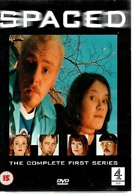 £1.95 • Buy Spaced The Complete First Series (DVD, 2001) Simon Pegg British Comedy Stevenson