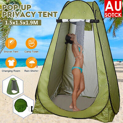AU32.05 • Buy New Portable Pop Up Outdoor Camping Shower Tent ToiletPrivacyChange Room