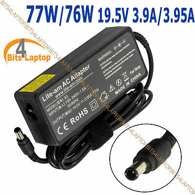 £11.75 • Buy For Sony Vaio PGC-7134M PCG-7Y1M Laptop Power Supply AC Adapter Charger PSU