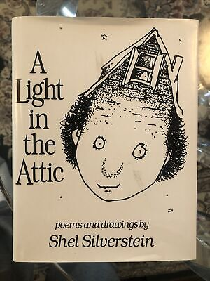 £3.64 • Buy A Light In The Attic Hardcover Shel Silverstein