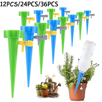 £8.99 • Buy Auto Drip Irrigation Watering System Dripper Spike Garden Plant Waterer Tools UK