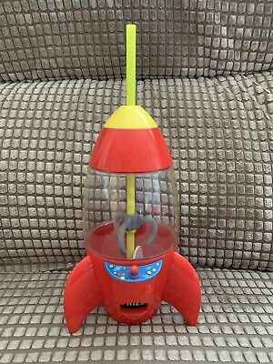 £20 • Buy Disney Pixar Toy Story Alien Pizza Planet Rocket The Claw Cup & Straw Brand New