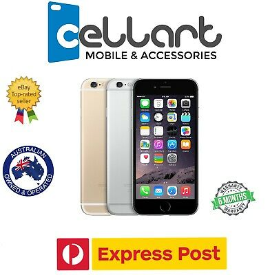 AU150 • Buy Apple IPhone 6s - 16 32 64 128GB Grey Silver Rose Gold  - Excellent Condition
