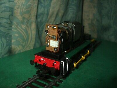 £72.95 • Buy Bachmann Br Class 08 Shunter Freightliner Green  Loco Chassis Only