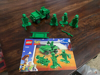 £23.97 • Buy EUC Lego Toy Story Army Men On Patrol 7595 100% With Instructions Retired