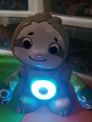 £9 • Buy Linkimals SLOTH Musical Toy Abd Fisher Price