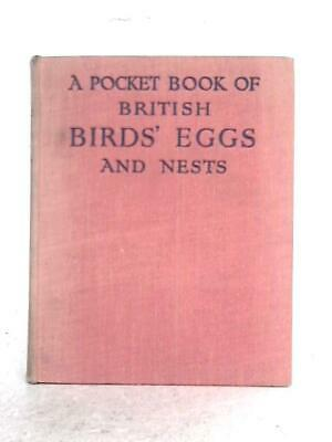 £13.99 • Buy A Pocket-Book Of British Birds' Eggs And Nests (Hall - 1942) (ID:98215)