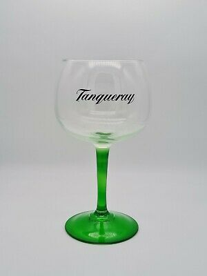 £13.99 • Buy 2 X Tanqueray Royale Green Steamed Balloon Glass - Bar, Pub