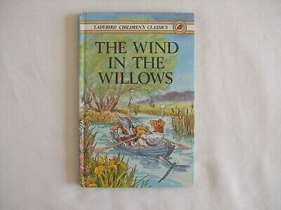 £0.99 • Buy The Wind In The Willows Ladybird Children's Classics Book Series 740