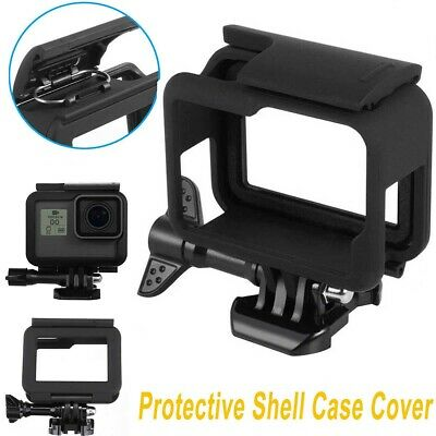 AU11.99 • Buy Frame Mount For GoPro HERO 5 6 7 Camera Protective Case Housing Accessories