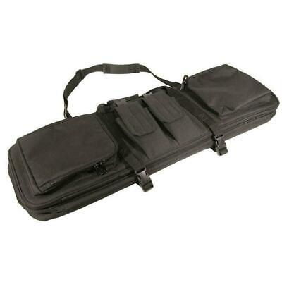 £33.99 • Buy Swiss Arms Airsoft Double Rifle Case Carry Bag 865 X 280mm Magazine Pouch 604061
