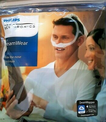 AU135 • Buy Philips Respironics DreamWear Nasal CPAP Mask Fit Pack All Size Pillows With HG