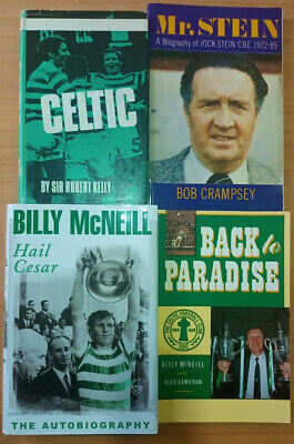 £50 • Buy Celtic Fc Books Historical Collection