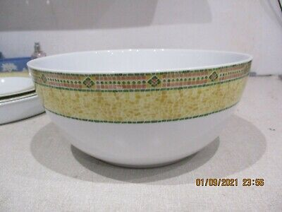 £15 • Buy Wedgwood Florence Salad Bowl 23.5 Cm Very Good Condition