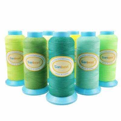 £15.97 • Buy Matt Embroidery Thread 3000m High Strength For Brother Singer Janome Machines