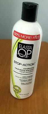 £7.99 • Buy Elasta QP Stop Action Conditioning Neutralizing Shampoo 12OZ *FAST DELIVERY*
