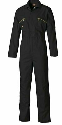 £34.50 • Buy Mens Dickies Redhawk Coverall Overalls Boiler Suit WD4839 Zip Front All Colours