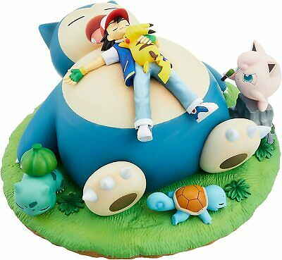 $171.99 • Buy MegaHouse G.E.M. Series Pokemon Snorlax & Good Night Figure From Japan New F/S