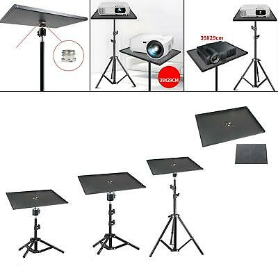 AU44.23 • Buy Projector Tripod Stand Portable Indoor Phone Mount With 1/4 Inch Screw