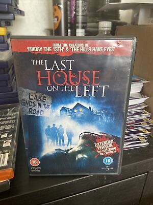 £1.90 • Buy The Last House On The Left (DVD, 2009)