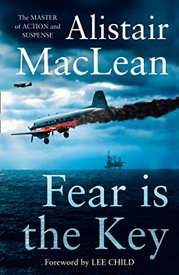 £3.91 • Buy Fear Is The Key, Very Good Condition Book, MacLean, Alistair, ISBN 000833742X