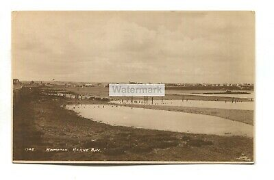 £1.99 • Buy Hampton, Herne Bay - Old Kent Postcard Published By West And Son