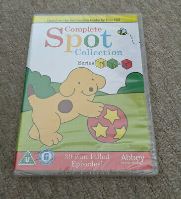 £9.99 • Buy SPOT THE DOG - The Complete Collection Series 1 2 3 DVD - Spot - NEW AND SEALED