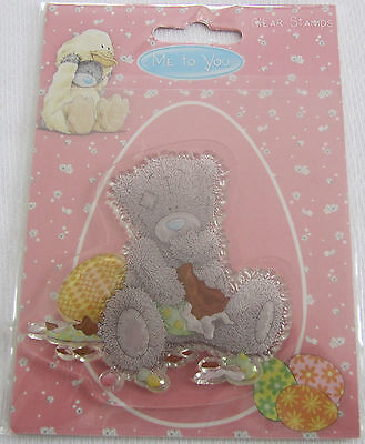 £2.69 • Buy Tatty Teddy Me To You Eating Eggs Clear Stamp