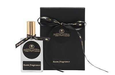 £15 • Buy Majestic London Ombre Leather Luxury 100ml Room Fragrance Gift Boxed