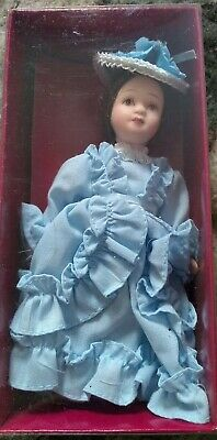 £7.50 • Buy Vintage Deagostini Porcelain Doll Collectible 'VICTORIAN LADY 5 '  NEW